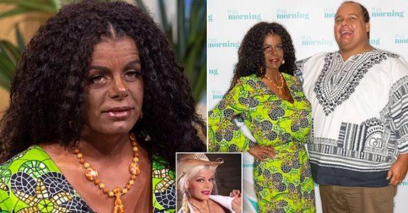 Denne kvinnen identifiserer seg som svart. Nå planlegger hun å flytte til Afrika!