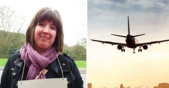 Kvinnen slaktet flyselskapet. Fordi de refererte til henne som «Frøken» istedet for «Doktor»