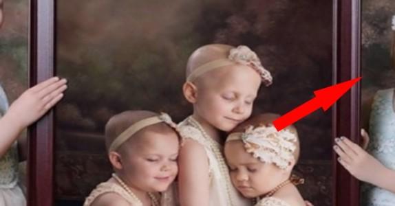 Bildet av de tre jentene med kreft har gått verden rundt. Men se hva som har skjedd med de to år senere.