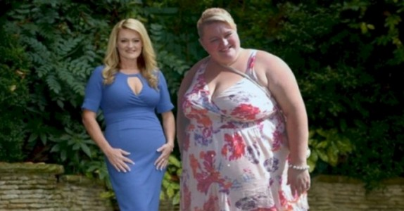 Hun gikk ned over 90 kg på ett og et halvt år, bare ved å gjøre denne ENE tingen! Så enkelt!
