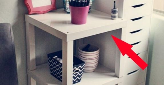 Dette bordet koster kun 59 kroner på IKEA. Men VENT til du ser hva det kan brukes til!