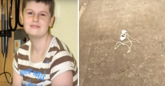 Datteren døde av kreft. 1 år senere finner en fremmed noe som får moren til å bryte ut i tårer!