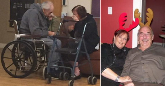 De har vært gift i 62 år – nå tvinges ekteparet til å flytte fra hverandre