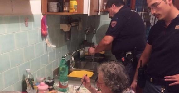 Naboene hørte skrik og gråt fra leiligheten til et gammelt ektepar. Det politiet finner rører dem!