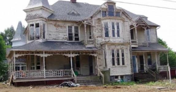 Dette forfalne huset fra 1887 ble total-restaurert. Hvordan det ser ut idag? NYDELIG!