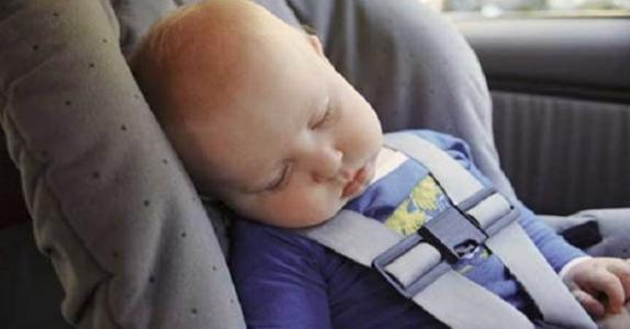 Baby døde etter at han ble satt i barnesetet for å sove! Jeg visste ikke at dette var mulig!