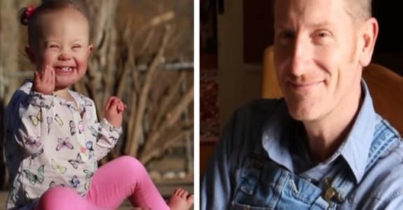 De kaller datteren hans en «feil» – se hva faren svarer!