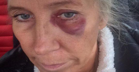 Katarina stanset et brutalt voldtektsforsøk – nå hylles hun av tusener!