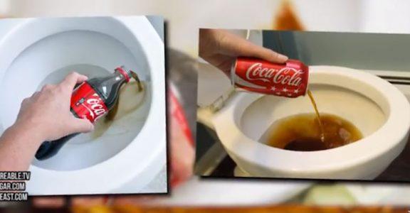 Her er 10 geniale måter å bruke Coca-Cola på i hjemmet!