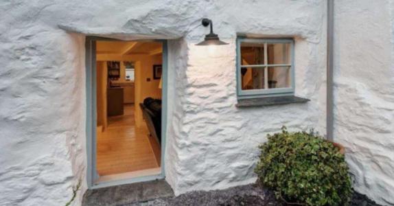 Huset er 300 år gammelt. Men etter en sniktitt på innsiden? HER vil jeg bo!