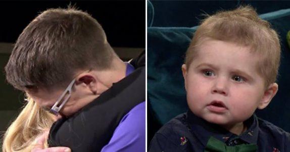 Ukjent donor reddet den svenske 2-åringens liv. Her møtes de for FØRSTE gang!