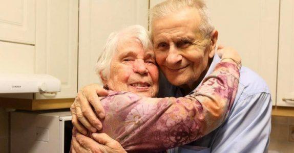De traff hverandre for bare 1 år siden. Nå skal 92-åringene gifte seg!