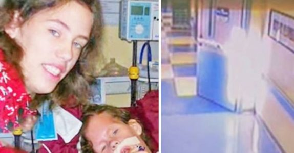 Hun slår av datterens respirator. En time senere fanger kameraet DETTE mirakelet!