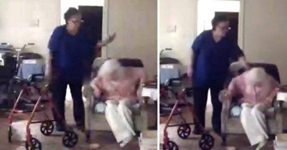 Kroppen til den gamle kvinnen er dekket av blåmerker. Så får politiet vite den FORFERDELIGE årsaken!