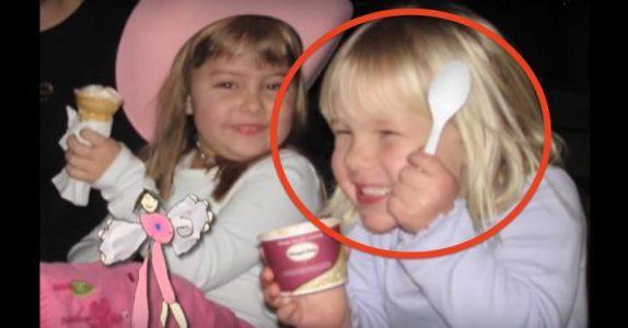 Denne 6 år gamle jenta døde. 3 dager senere fant moren noe i en skuff, som hun ikke kunne gi slipp på!