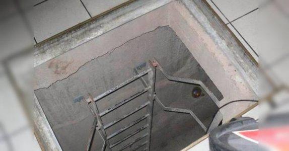 Håndverkerne fant en skjult trapp under kjøpesenteret. Da avsløres en 22 år gammel hemmelighet!
