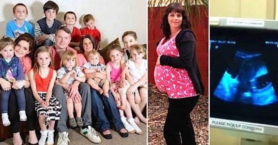 Dette paret har allerede 18 barn. Men den neste ultralydundersøkelsen SJOKKERER legene!