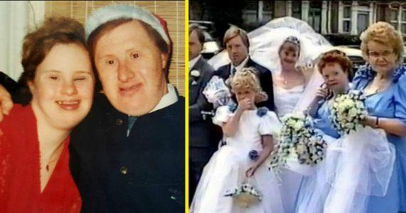 Ingen ville at paret med Downs syndrom skulle gifte seg. Men 22 år senere har ALT forandret seg!