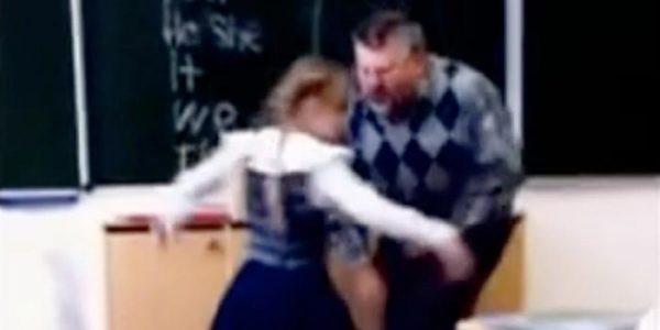 Jenta blir ydmyket og plaget av læreren sin. Måten hun reagerer på da er PERFEKT!