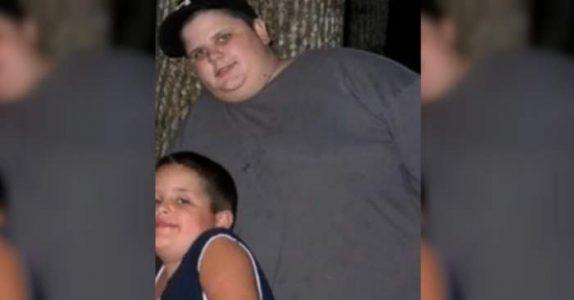 Den gigantiske 23-åringen veide 174 kg. Men 1 år senere gjør han mobberne grønne av misunnelse!