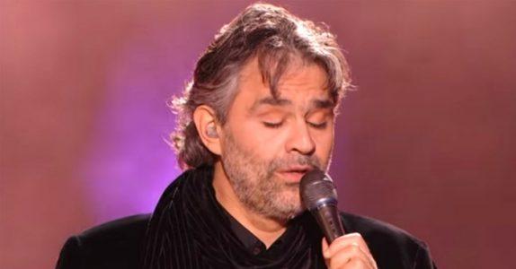 Ingen gjør den som Elvis. Men hør når Andrea Bocelli tar for seg den klassiske låten hans! UTROLIG!