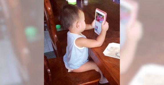 Dette er den SKREMMENDE grunnen til at barn ikke skal bruke iPader for lenge!