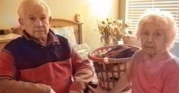 Etter 69 års ekteskap, dør de sammen i sengen. Men når barna ser hendene deres, renner tårene!