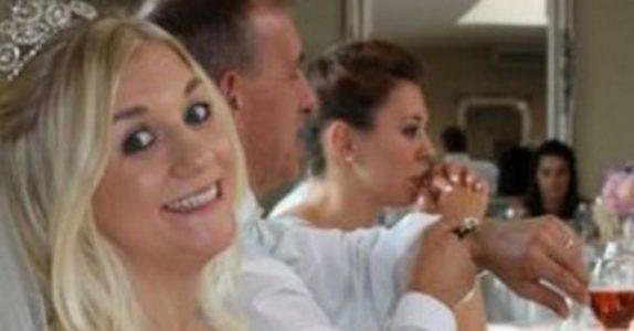 Den forrådte bruden skal selge brudekjolen sin på nettet. Men det hun skrev i annonsen får ALLE til å le!