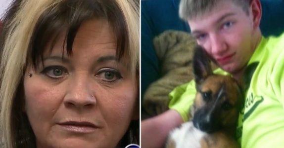 16-åringen dør tragisk i en bilulykke. 1 år senere, finner moren et mystisk brev som forandrer alt!