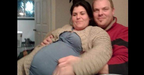 Denne kvinnen skulle få 5 barn. Men når hun skal føde, avslører legene det forferdelige!
