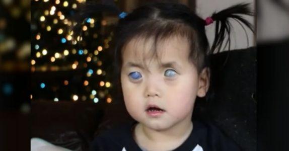 Ingen ville ha jenta med de sølvgrå øynene. Men så forandret et fotografi ALT!