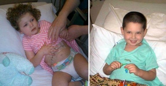 Barna ble behandlet på samme sykehus. Men 13 år senere skjer det noe helt utrolig!