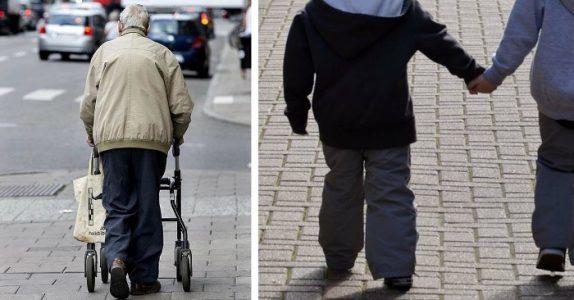 Pensjonisten ble overfalt på gangveien. Da gjorde disse 10-åringene det eneste riktige!