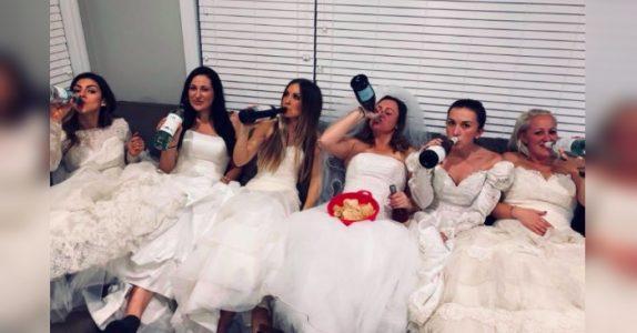 36 år gamle Nicole NEKTET å gråte etter skilsmissen. Istedet feiret hun med en skikkelig fest!