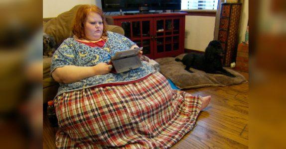 Kvinnen gikk ned 206 kilo på 2 år. Se hvordan hun ser ut etter den utrolige forvandlingen!