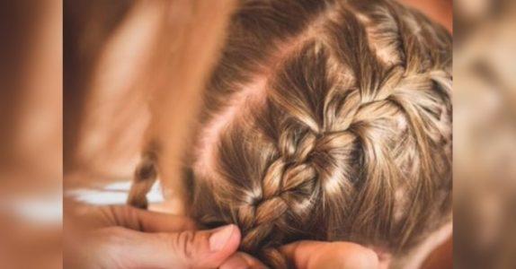 Bussjåføren fletter jentas hår hver dag før skolen. Årsaken varmer hjertet mitt!