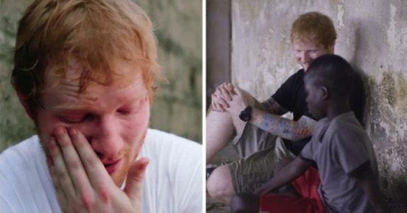 Den hjemløse gutten ble voldtatt, banket og ranet. Da dukker popstjernen opp, og tar saken i egne hender!