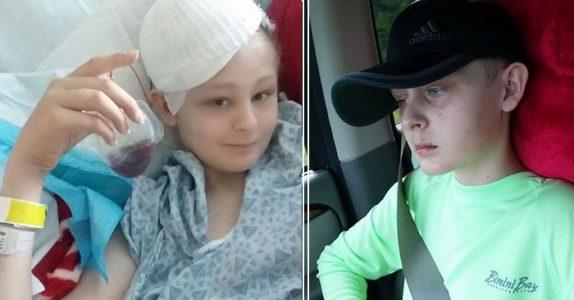Den hjernedøde gutten skulle donere bort organene sine. Men så skjedde det et mirakel!