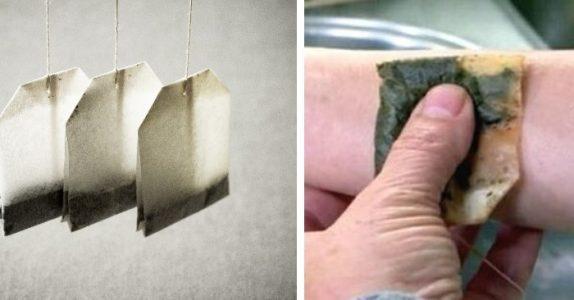 5 geniale tips til alle tedrikkere der ute. Her er grunnen til at du aldri skal kaste teposene!