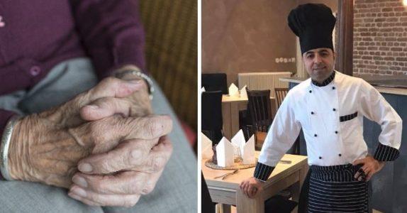 Restauranteieren så seg lei på at byens pensjonister ble behandlet dårlig. Så fikk han en idé!