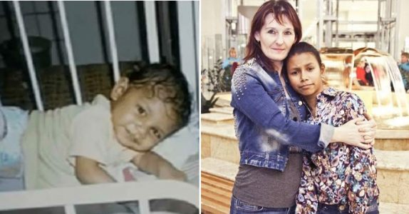 1-åringen ble funnet forlatt i stort, tomt hus. Ti år senere ønsker moren å kontakte henne!