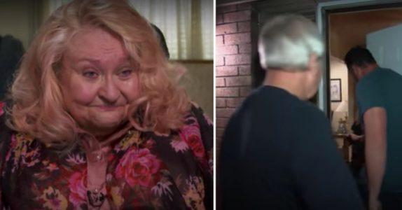 To menn sniker seg inn og ut av rommet hennes hver kveld. Så avsløres den utrolige årsaken!