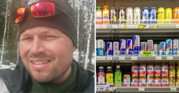 Ambulansearbeideren Kjell er lei av å se barn kollapse. Nå RASER han mot energidrikk-produsentene!