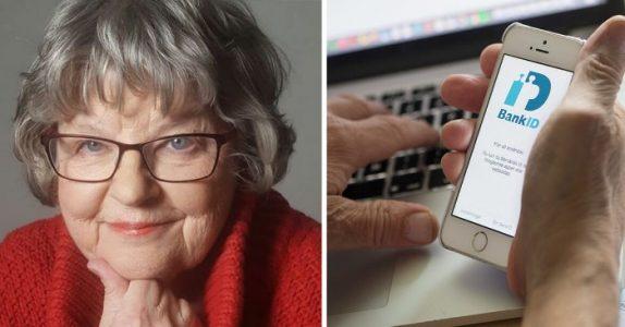 Den gamle kvinnen ble forsøkt svindlet gjennom telefonen. Nå deler hun det geniale trikset sitt!